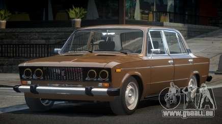 VAZ 2106 GS-R für GTA 4