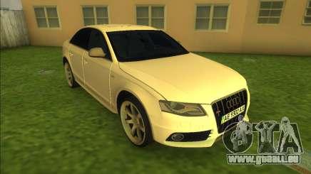 Audi S4 für GTA Vice City
