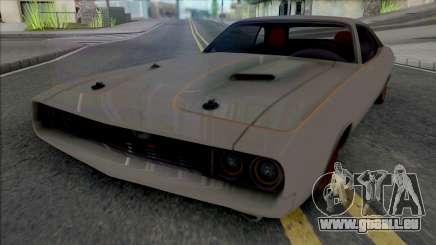 Dodge Challenger Havoc 1970 pour GTA San Andreas