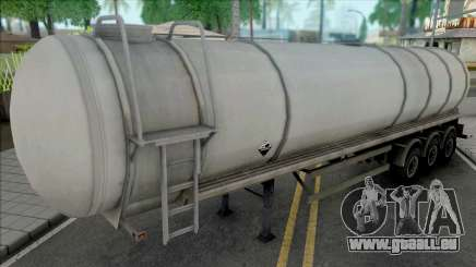 Chemical Cistern Trailer für GTA San Andreas