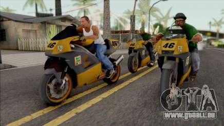 Buddy Bike für GTA San Andreas