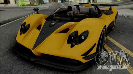 Pagani Zonda HP Barchetta pour GTA San Andreas