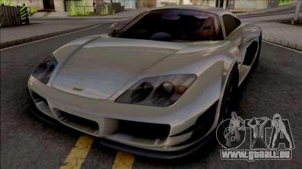 Noble M600 Street [HQLM] für GTA San Andreas
