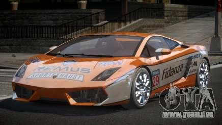 Lamborghini Gallardo Qz7 L10 pour GTA 4