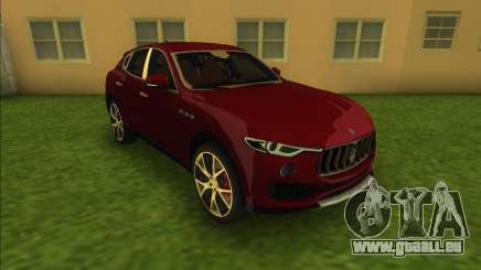 Maserati Levante S (Beta) pour GTA Vice City