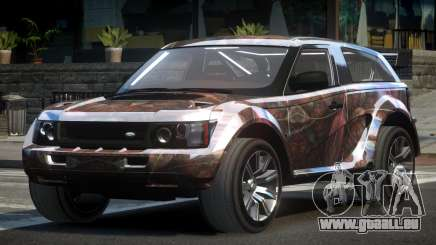 Land Rover Bowler U-Style L2 pour GTA 4