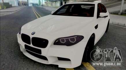 BMW M5 F10 Autovista pour GTA San Andreas
