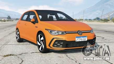 Volkswagen Golf GTI (Mk8) 2020〡add-on pour GTA 5