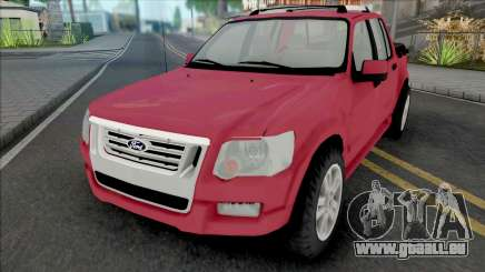 Ford Explorer Sport Trac Limited 2008 Adrenaline pour GTA San Andreas