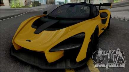McLaren Senna pour GTA San Andreas