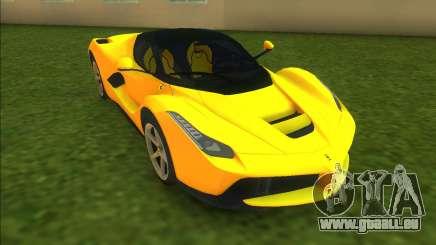 Ferrari LaFerrari pour GTA Vice City
