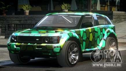 Land Rover Bowler U-Style L3 pour GTA 4