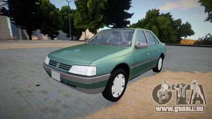 Peugeot 405 GLX (Detailed) pour GTA San Andreas