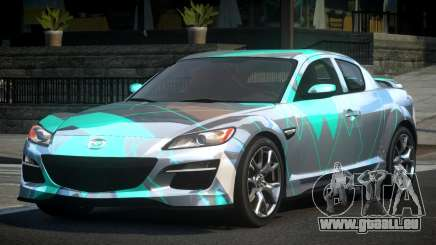 Mazda RX-8 BS U-Style L3 pour GTA 4