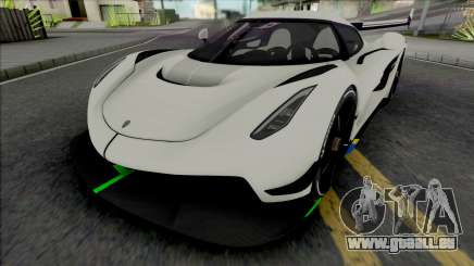 Koenigsegg Jesko für GTA San Andreas
