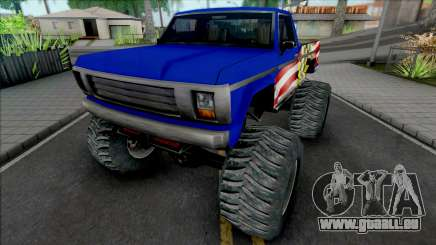 Monster A [HD] pour GTA San Andreas