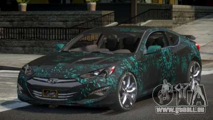 Hyundai Genesis GST Drift L8 für GTA 4