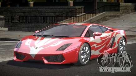 Lamborghini Gallardo Qz7 L5 pour GTA 4