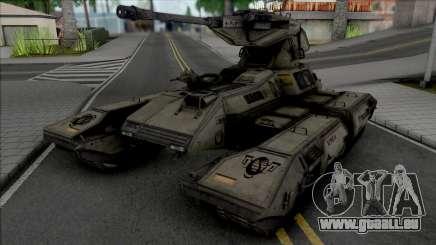 GTA Halo Scorpion GGM Conversion für GTA San Andreas
