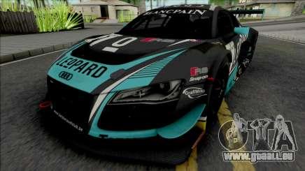 Audi R8 LMS [HQ] für GTA San Andreas