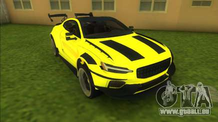 Volvo Polestar 1 (NFS Heat) für GTA Vice City