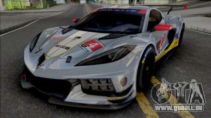 Chevrolet Corvette C8.R pour GTA San Andreas