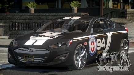Hyundai Genesis GST Drift L1 für GTA 4
