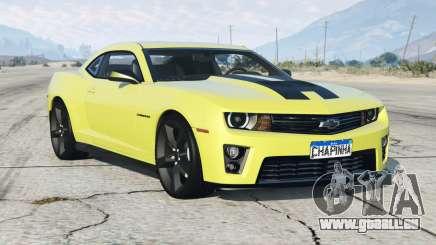 Chevrolet Camaro SS 2013〡add-on pour GTA 5