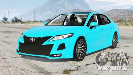 Toyota Camry XSE (XV70) 2018 Khann〡add-on pour GTA 5