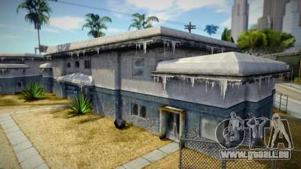Winter House pour GTA San Andreas