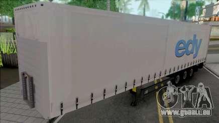Trailer Edy Logistic für GTA San Andreas