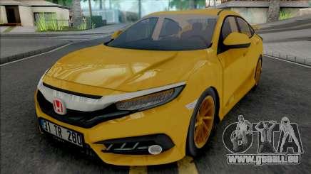 Honda Civic Si [IVF] für GTA San Andreas