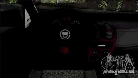 Dacia Sandero 2014 James May für GTA San Andreas