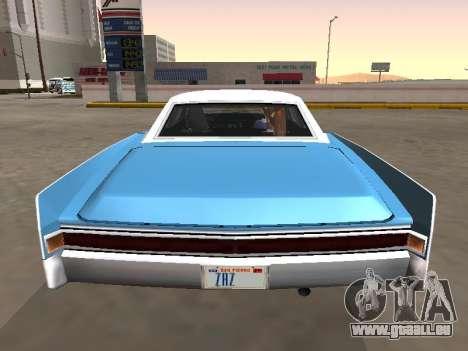 1967 Buick Electra pour GTA San Andreas
