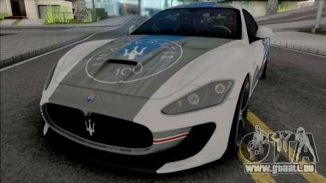 Maserati Gran Turismo 2014 pour GTA San Andreas