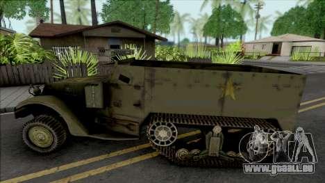 M3A1 Half-Track pour GTA San Andreas