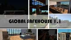 Globale Safehouses mod 1.1