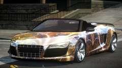 Audi R8 SP Roadster PJ6