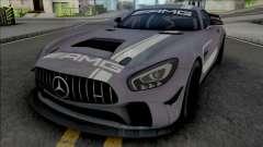 Mercedes-AMG GT4 pour GTA San Andreas