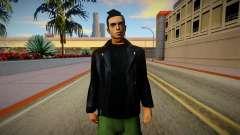 New Claude pour GTA San Andreas