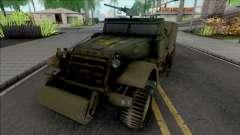 M3A1 Half-Track