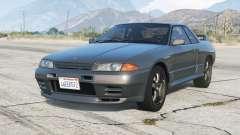 Nissan Skyline GT-R V-spec (BNR32) 1993〡add-on pour GTA 5