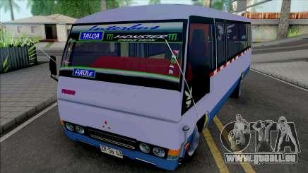 Mitsubishi Rosa pour GTA San Andreas