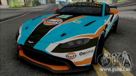 Aston Martin Vantage GT4 2019 pour GTA San Andreas