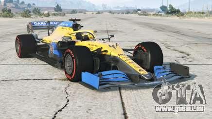McLaren MCL35〡add-on v2.0 pour GTA 5