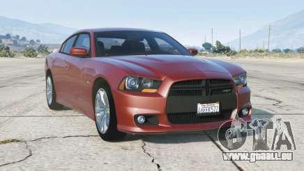 Dodge Charger SRT8 (LD) 2012 pour GTA 5