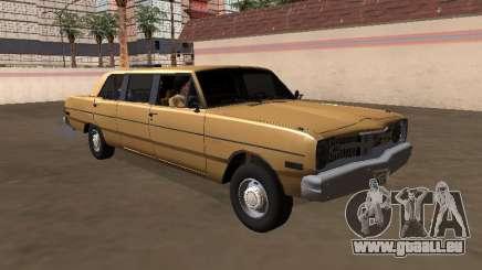 Dodge Dart Limousine 1974 für GTA San Andreas