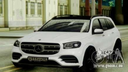 Mercedes-Benz GLS Snow pour GTA San Andreas