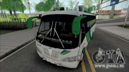 Buseta Exturiscol pour GTA San Andreas