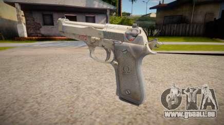 Beretta M9 (AA: Proving Grounds) V2 für GTA San Andreas
